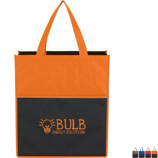 Bounty Non-Woven Shopping Tote Bag