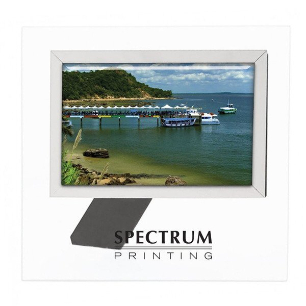"Sessia Glass Picture Frame, 4"" x 6"""
