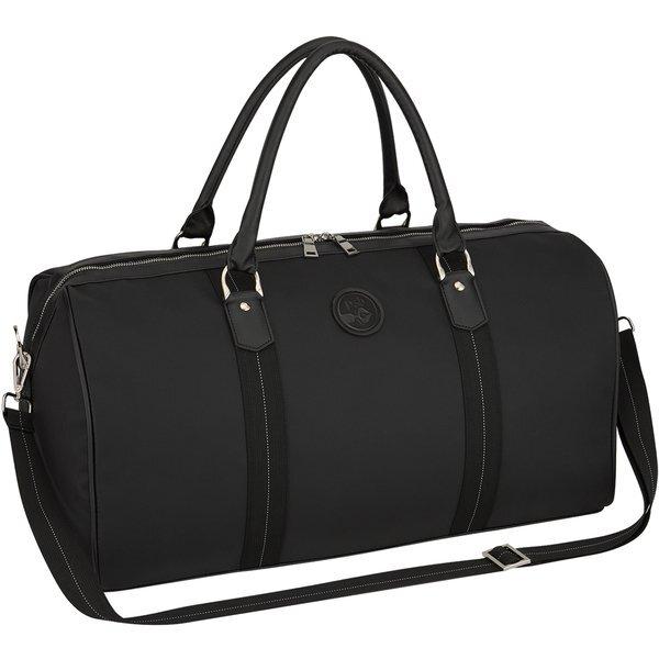 Luxury PVC Leather Traveler Weekender Bag