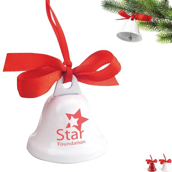 Holiday Bell Ornament