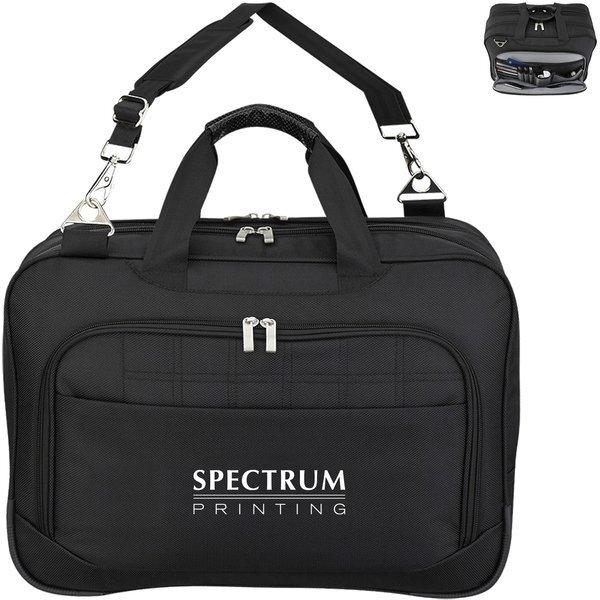 Superlative Polyester Laptop Briefcase