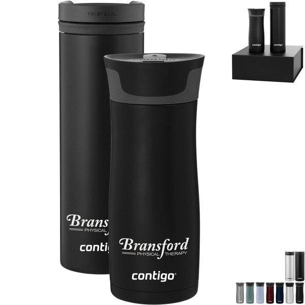 Contigo®  West Loop & Eclipse Travel Mug Gift Set