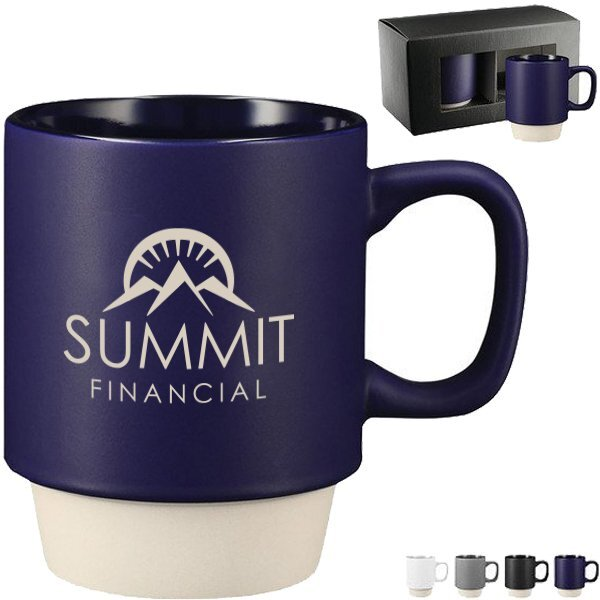 Arthur Ceramic Mug 2-in-1 Gift Set