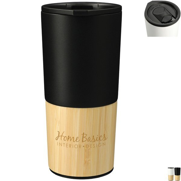 Welly®  Voyager Copper Vacuum Tumbler, 16 oz.