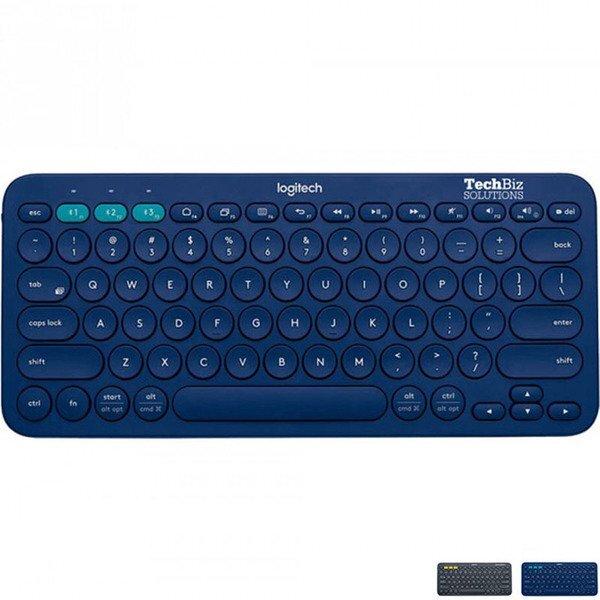 Logitech® K380 Bluetooth Multi-Device Keyboard