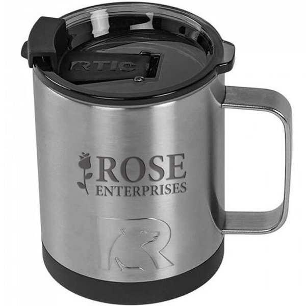 RTIC® Stainless Steel Coffee Cup, 12oz.