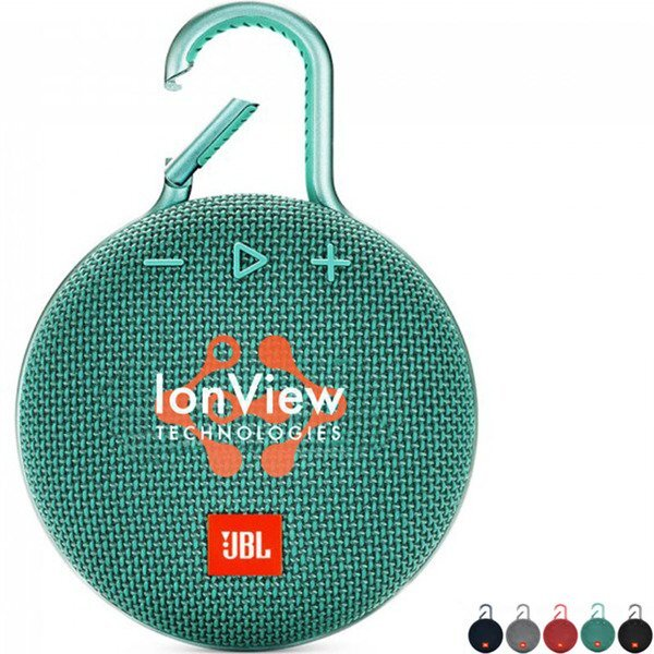 JBL® Clip 3 Waterproof Bluetooth Speaker