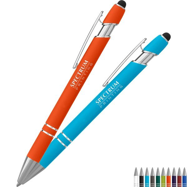 Incline Plunger Action Stylus Pen