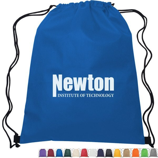 Drawstring Closure Non-Woven Sports Pack