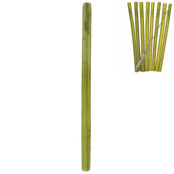 Bamboo Reusable Drinking Straw
