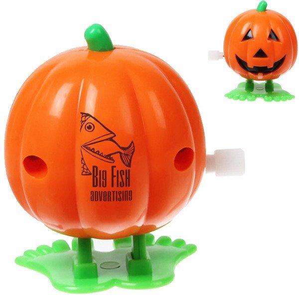 Wind Up Halloween Pumpkin