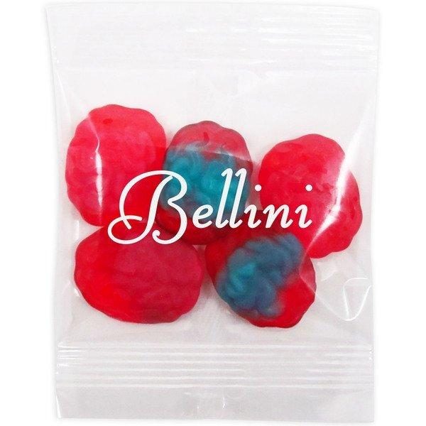 Gummy Brains Promo Snax Bag, 1oz.
