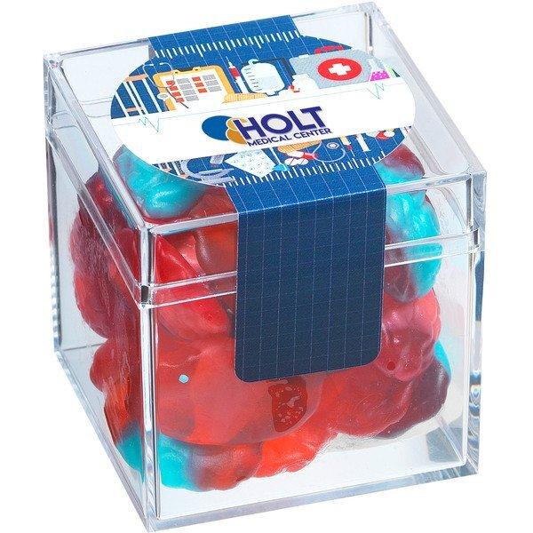 Gummy Brains Candy Box