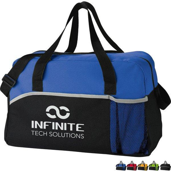 "Energy Polycanvas 17"" Duffel Bag"