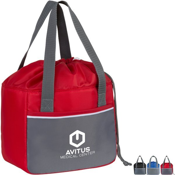 Dover Cinch Style Polyester Cooler