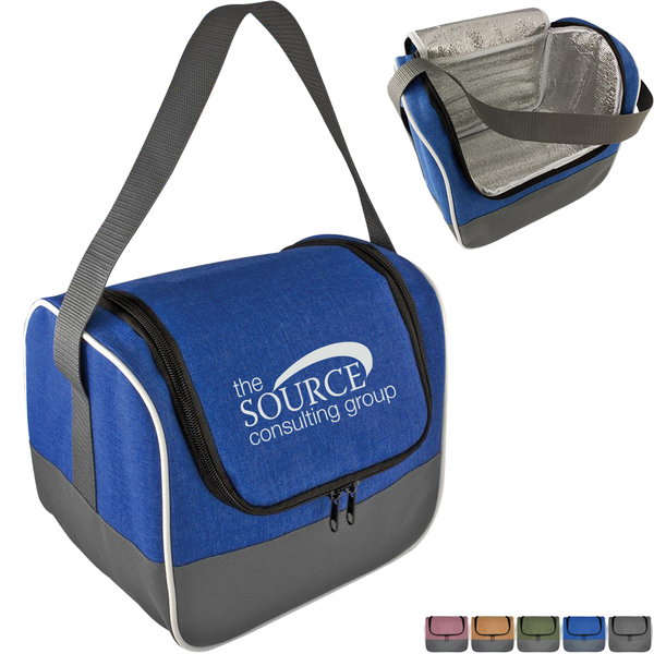 Ridge Insulated Lunch Cooler Bag