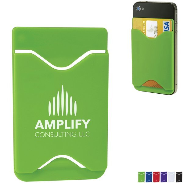 V.I.P. Adhesive Phone Wallet
