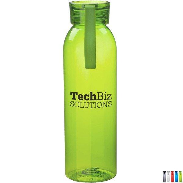 Metis II Tritan Water Bottle w/ Silicone Handle, 22oz.