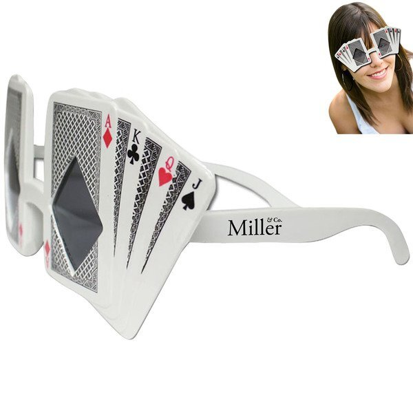 Playing Card Sunglasses