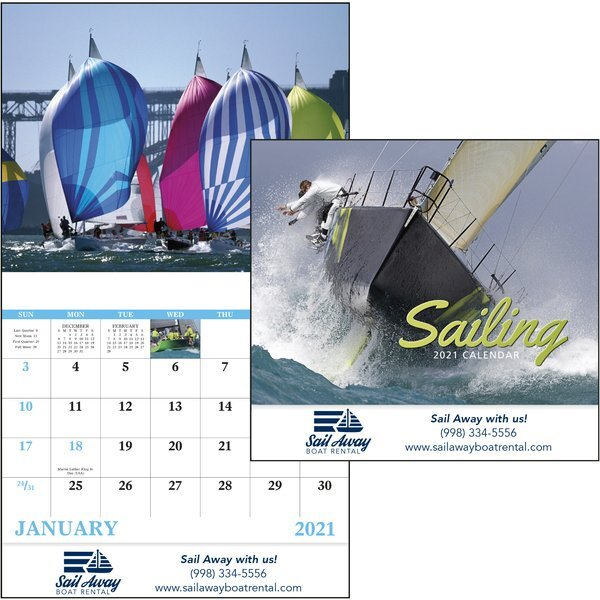 Sailing Good Value Appointment Calendar