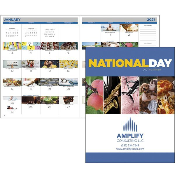 National Day Planner