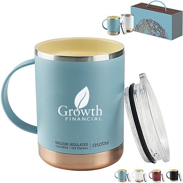 Asobu® Ultimate Coffee Mug Gift Set