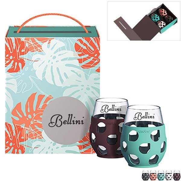 Asobu® Garden Goblet Gift Set