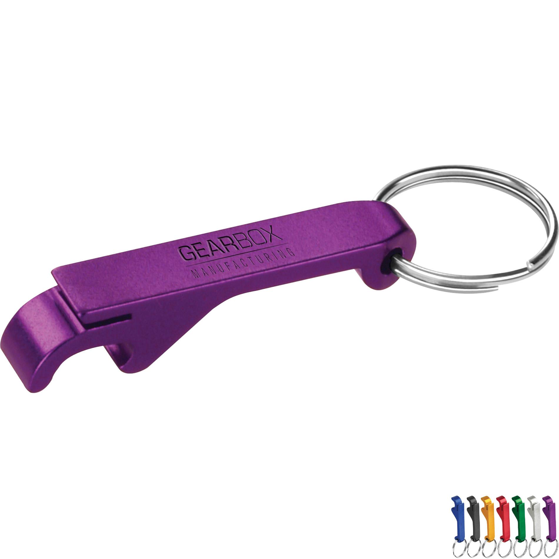 I Love Magaluf Plastic Bottle Opener Key Ring New