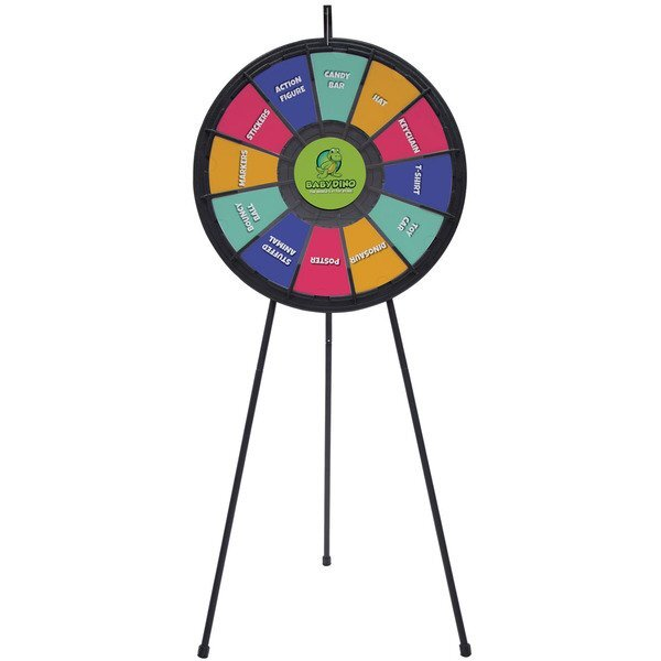Spin 'N' Win™ Prize Wheel Kit