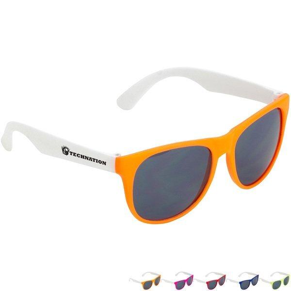 Largo UV400 White & Bright Sunglasses