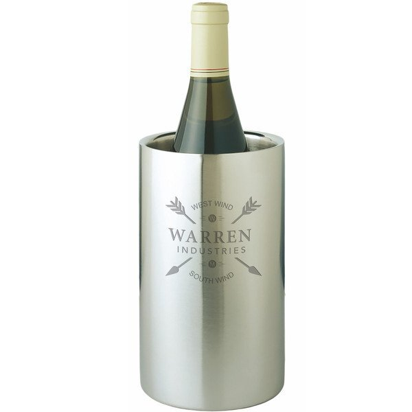 Bernardo Double Wall Stainless Steel Bottle Cooler