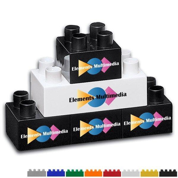 Promo Building Blocks, 5-Piece Set