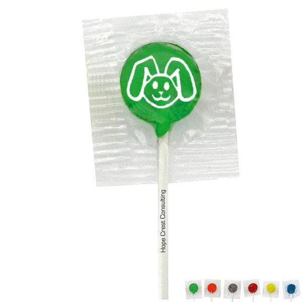 Easter Bunny Design, Custom Lollipops