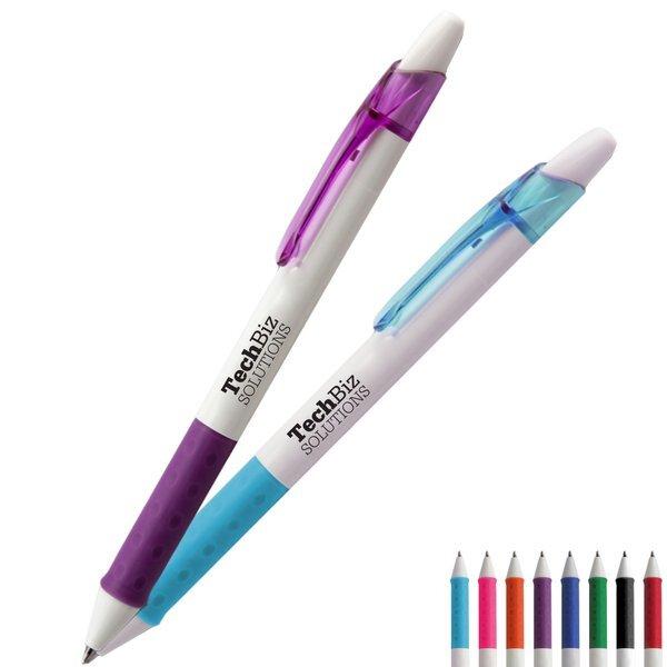 Pentel® RSVP RT White Retractable Ballpoint Pen