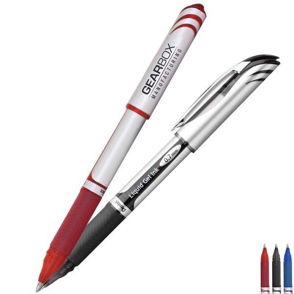 Pentel® EnerGel Deluxe Capped Gel Pen