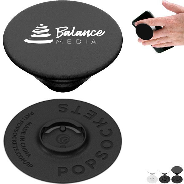 Swappable PopSocket® Mobile Device Grip & Stand