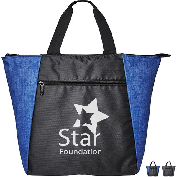 Constellation Polyester Tote Bag