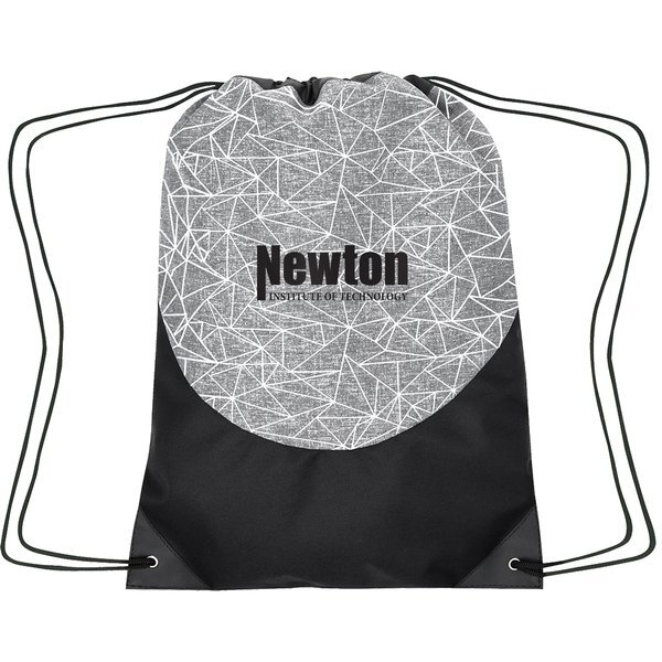 Tripwire Reflective Polycanvas Drawstring Bag