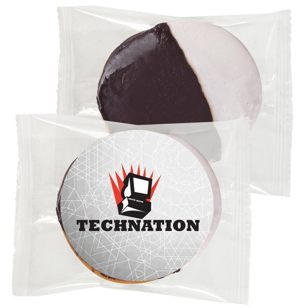 Gourmet Black & White Cookie, Individually Wrapped