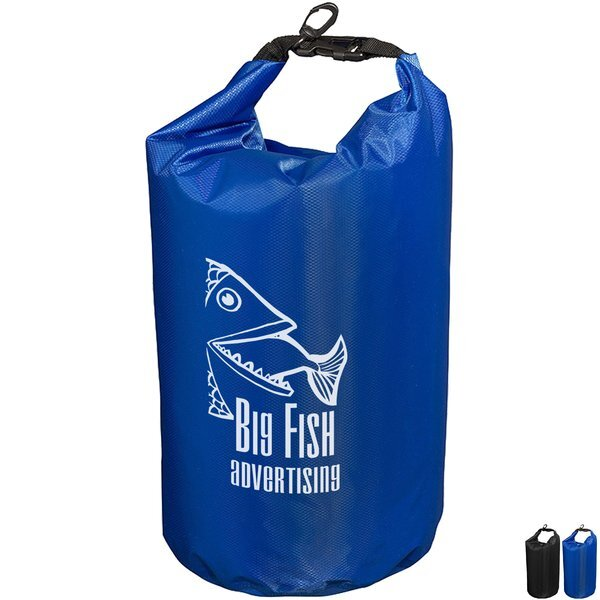 Budget Water Resistant Dry Bag, 10L