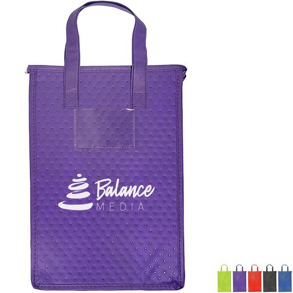 Snack Size Non-Woven 15-Can Cooler Bag