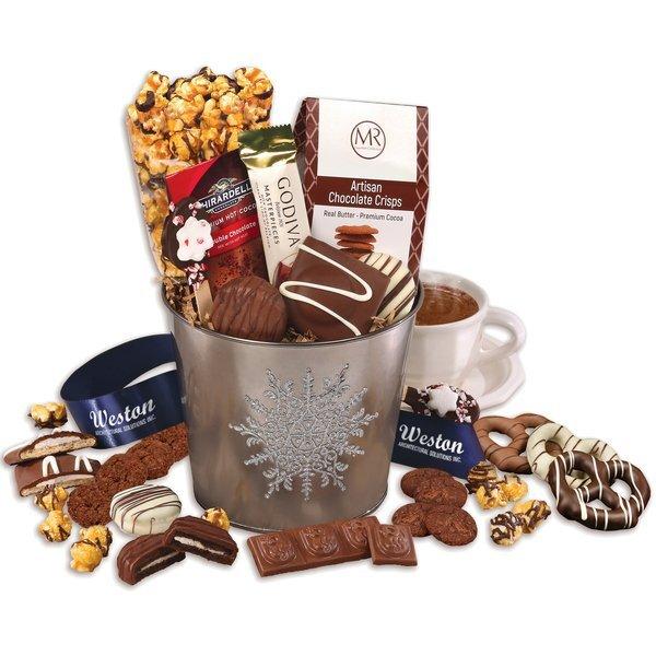 Winter Delights Gift Basket