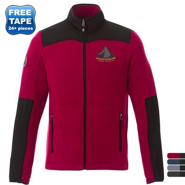 Roots73® Briggspoint Men's Microfleece Jacket