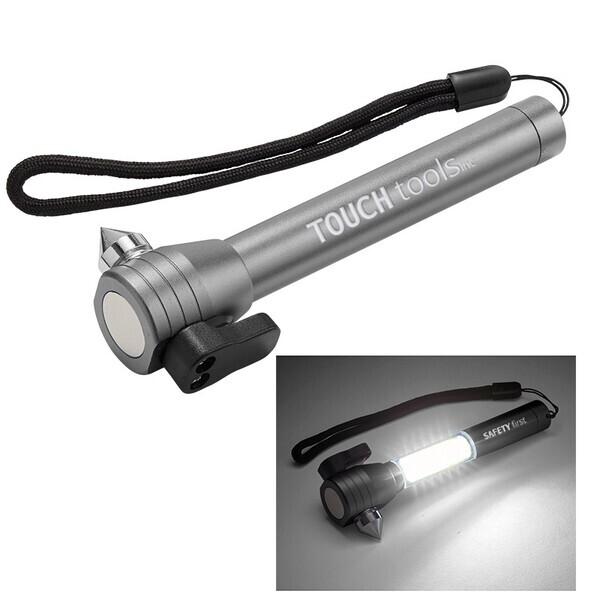 Emergency  4-in-1 COB Flashlight