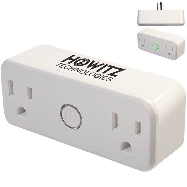 Trigger 2-in-1 Wi-Fi Smart Plug