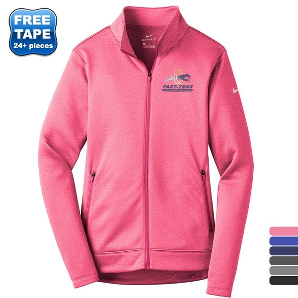 NIKE® Therma-Fit Ladies' Full Zip Fleece