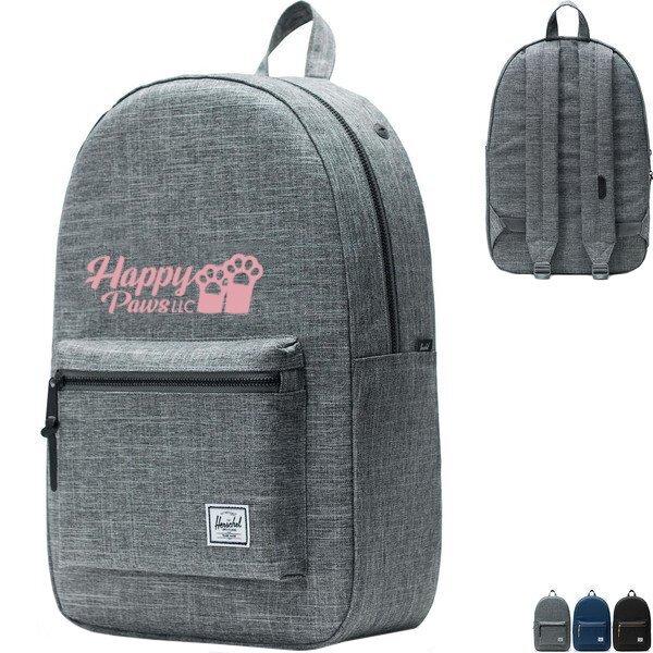"""Herschel Settlement Polycanvas Computer Backpack, 15"""""""