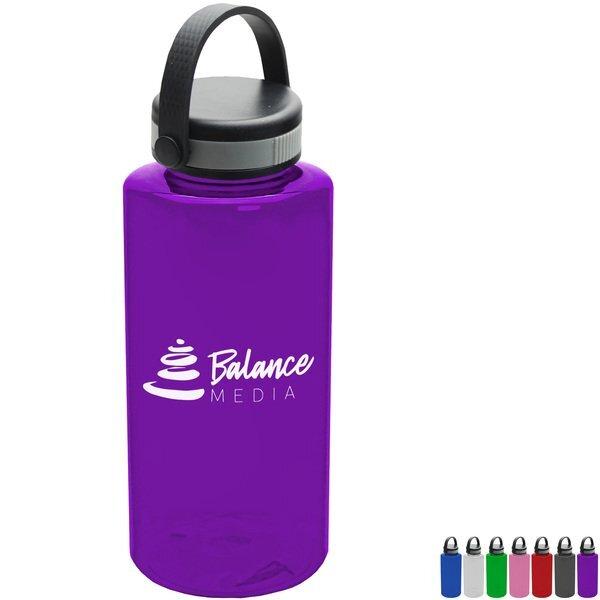 Mountain Tritan™ Sports Bottle, 36oz. - EZ Grip Handle Lid