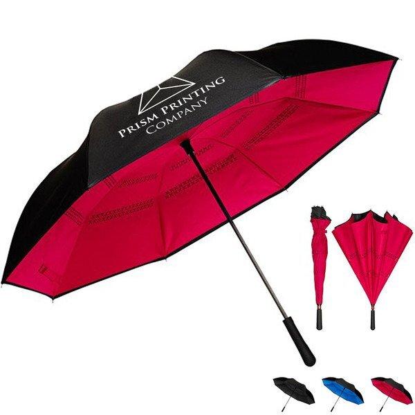 """Manual Inversion Umbrella, 54"""" Arc"""