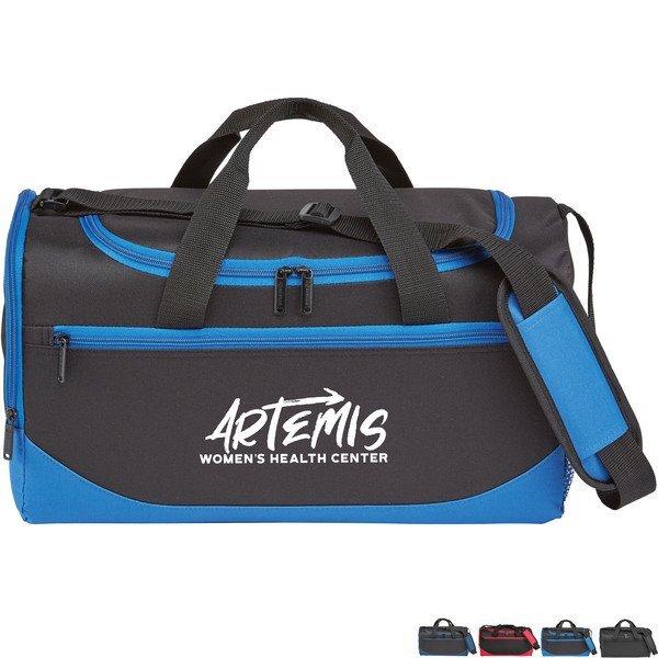 Team Sport Polyester Duffel Bag